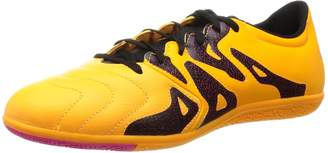 adidas X15.3 IN Leather Mens Indoor Soccer Sneakers/Boots