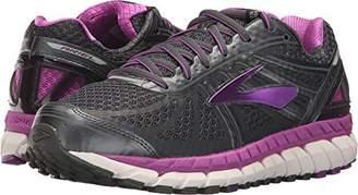 Brooks Women's, Ariel 16 Running Shoe Grey Turquoise 7.5 B