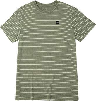 RVCA Men's washout Short Sleeve Shirt