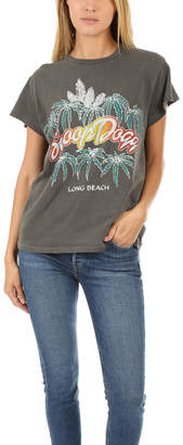 madeworn rock MadeWorn Snoop Dogg Long Beach Tee