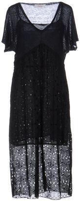 JUCCA Knee-length dresses $249 thestylecure.com
