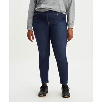 Levi's Women's Plus-Size PL Pull On Legging Pants