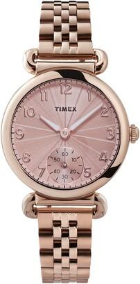 Timex Model 23 Bracelet Watch, 33mm