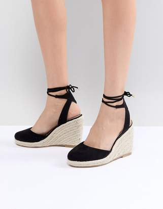 Asos DESIGN Juiciest Espadrille Wedges