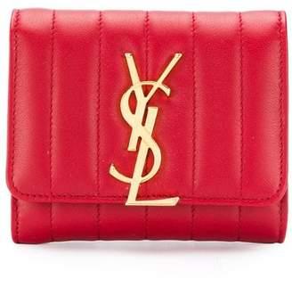 d75a55ad63 Saint Laurent Red Women s Wallets - ShopStyle