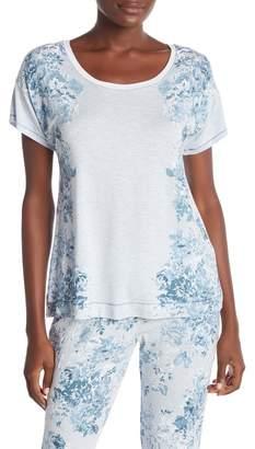 Kensie Printed Pajama Tee