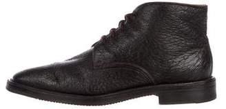 Gravati Peccary short boot
