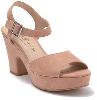 Chinese Laundry Bianca Platform Block Heel Sandal