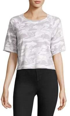 Monrow Camouflage Sweatshirt