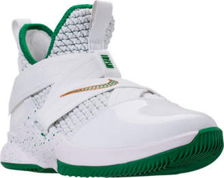 Nike Boys' Grade School LeBron Soldier 12 Basketball Shoes