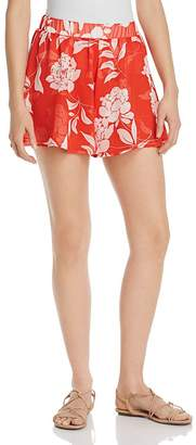 Show Me Your Mumu Carlos Floral Swing Shorts