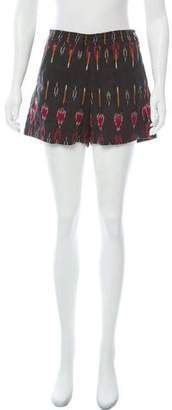 Rachel Comey Printed Mini Shorts w/ Tags
