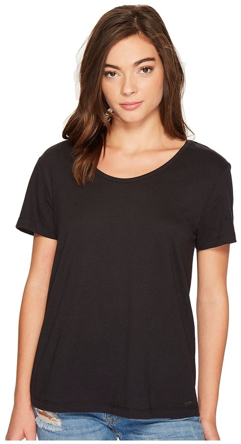 Roxy - Just Simple Solid Tee Women's T Shirt