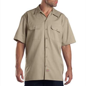 Dickies Short-Sleeve Work Shirt