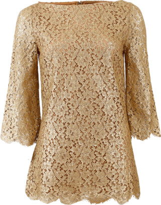 MICHAEL KORS Lace Tunic