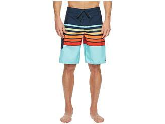 Billabong All Day OG Stripe Boardshorts Men's Swimwear