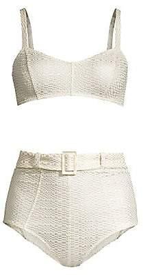 Lisa Marie Fernandez Women's Genevieve Bikini Set