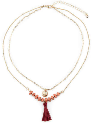 Arizona Womens 18 Inch Link Necklace