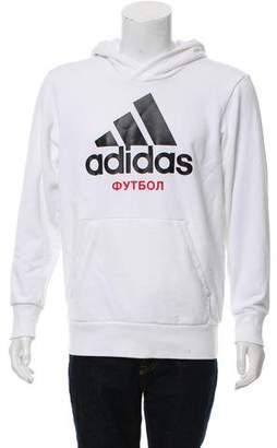 Gosha Rubchinskiy x adidas Logo Hoodie