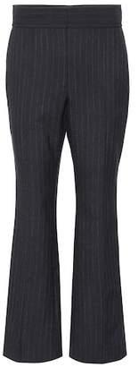 Joseph Pinstripe wool pants