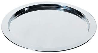 Alessi Round Engraved Tray