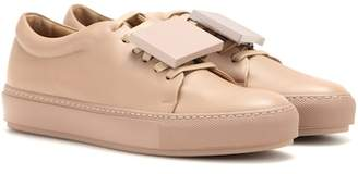 Acne Studios Adriana TurnUp leather sneakers