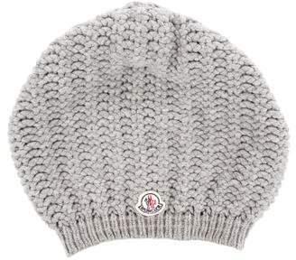 Moncler Knit Pom-Pom Beanie