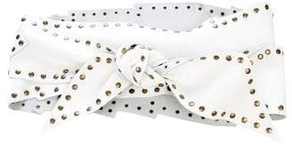 Philosophy di Lorenzo Serafini Leather Studded Belt