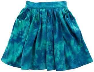 Teela Nyc Tie-Dye Skirt