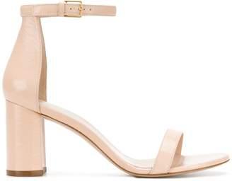 Stuart Weitzman Lessnudist sandals