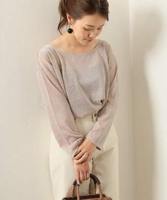 Journal Standard (ジャーナル スタンダード) - JOURNAL STANDARD relume ラメ ロングTシャツ◆
