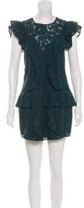 Marissa Webb Lace Mini Dress w/ Tags Lace Mini Dress w/ Tags