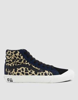 Vans Vault By TH Style 138 LX Sneaker in Cheetah Field