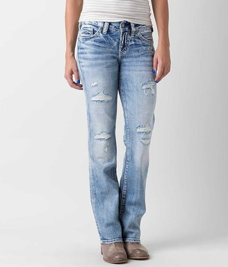 Silver Suki Boot Stretch Jean $94 thestylecure.com