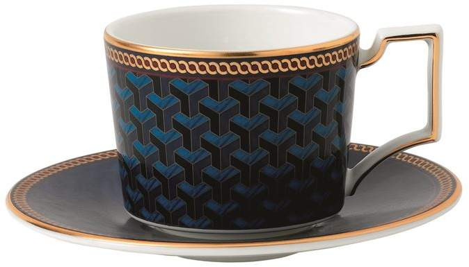 Byzance Espresso Cup and Saucer Set