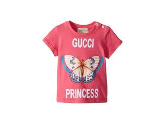 Gucci Kids T-Shirt 504227X3L75 (Infant)