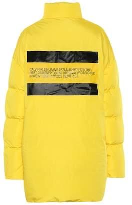 Calvin Klein Jeans Est. 1978 Oversized down coat