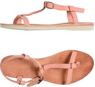 SATORISAN Toe strap sandals - Item 11386693GS