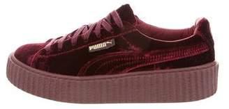 FENTY PUMA by Rihanna Creeper Low-Top Sneakers