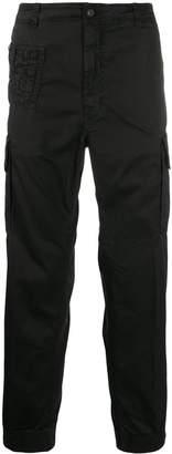 Diesel straight leg cargo trousers
