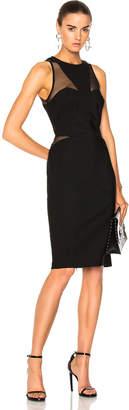 Mugler Contour Stretch Midi Dress $1,370 thestylecure.com