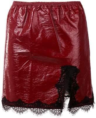 Giamba fitted skirt