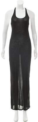 Acne Studios Sleeveless Knit Maxi Dress
