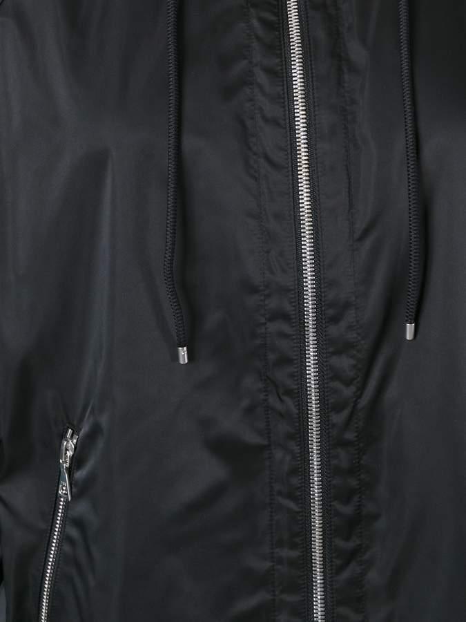 Theory hooded jacket