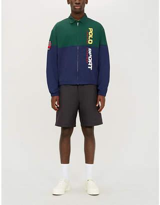 Polo Ralph Lauren Logo-print shell jacket