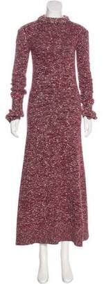Celine Knit Maxi Dress