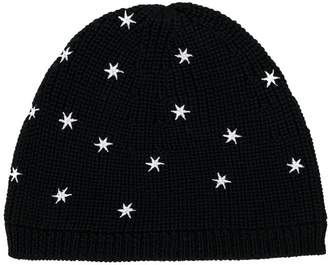 Christian Dior star embroidered beanie