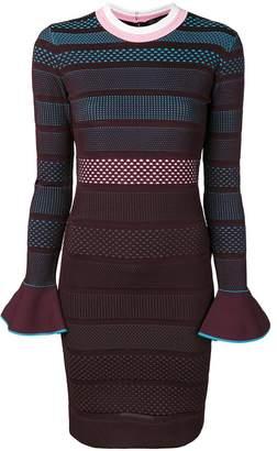 Versace striped dress