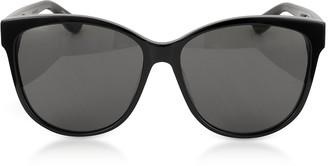 Saint Laurent SL M23/K Oval Frame Women's Sunglasses