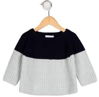 Baby CZ Boys' Cashmere Knit Sweater